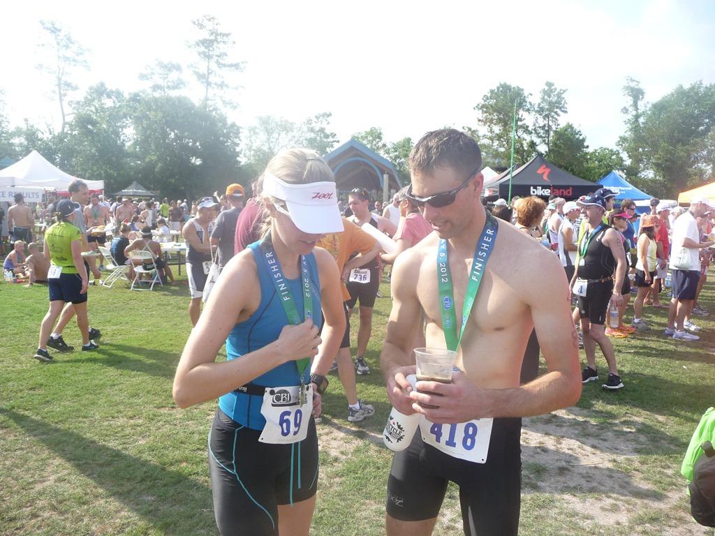 Sylvan Beach Triathlon Results